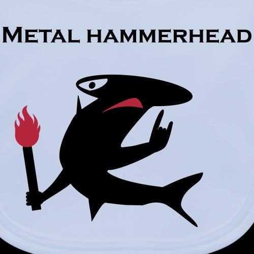 Metal hammerhead