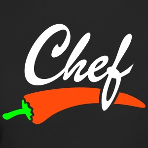 Chili chef cook cooking vegetables kitchen Chef T-Shirts - Women's Organic T-shirt