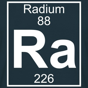 Element 088 - Ra (radium) - Full T-shirts - Herre-T-shirt