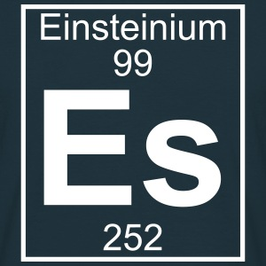 Element 099 - Es (einsteinium) - Full T-shirts - Herre-T-shirt