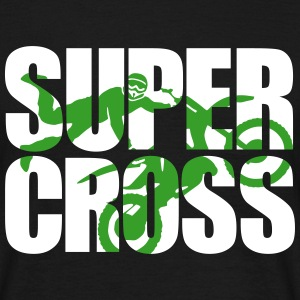 Supercross Shadow 2 T-Shirts - Men's T-Shirt