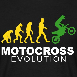Motocross Evolution slick Tee shirts - T-shirt Homme