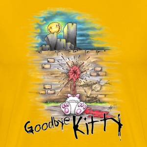 goodbyekitty T-Shirts - Men's Premium T-Shirt
