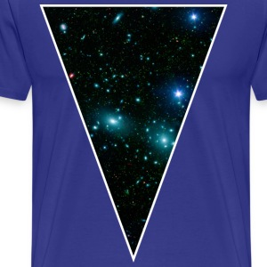 Galaxy - Space - Stars - Cosmic - Art - Universe T-Shirts - Men's Premium T-Shirt