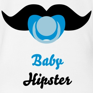Baby Hipster - Body bébé bio manches courtes