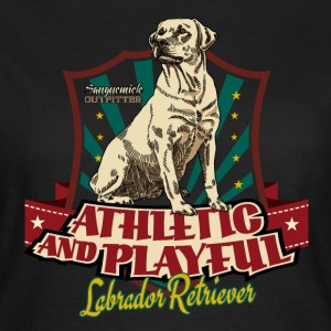 lab_athletic_playful_y T-Shirts - Women's T-Shirt