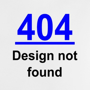 404 design not found Shirts - Baby T-Shirt