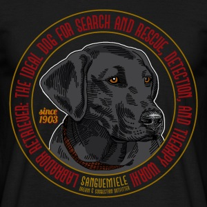 labrador_since_1903_b T-Shirts - Men's T-Shirt