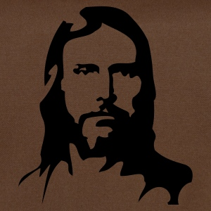 Jesus portrait Bags & backpacks - Shoulder Bag