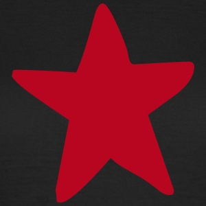 Roter Stern, Red Star T-Shirts - Frauen T-Shirt