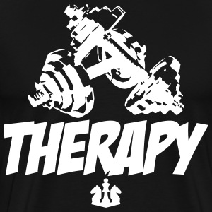Therapy T-shirts - Mannen Premium T-shirt