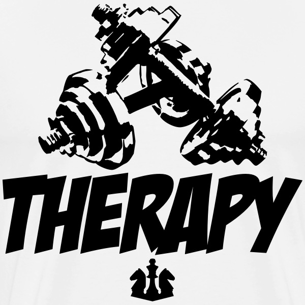 Therapy T-Shirts - Men's Premium T-Shirt