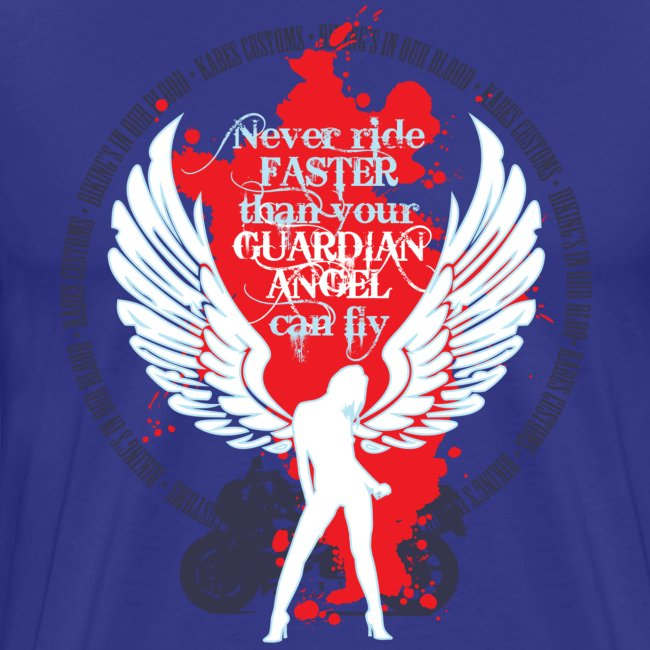Kabes Guardian Angel T-Shirt