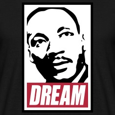 Obey x Dream MLK T-Shirts