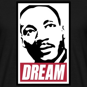 Obey x Dream MLK T-Shirts - Männer T-Shirt