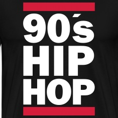 90s Hip Hop T-Shirts