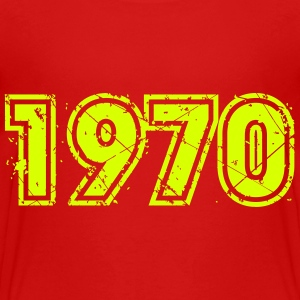 Jahrgang 1970 Shirts - Teenager Premium T-shirt