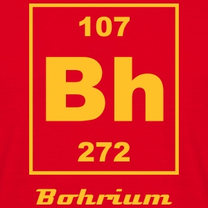 Bohrium (Bh) (element 107) - Men's T-Shirt