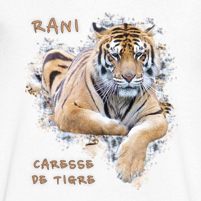 T-Shirt Homme V portrait Rani