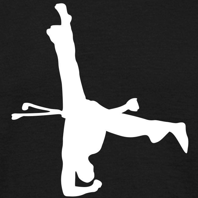 """Men's """"Martial Arts #4"""" T-Shirt - B&C"""