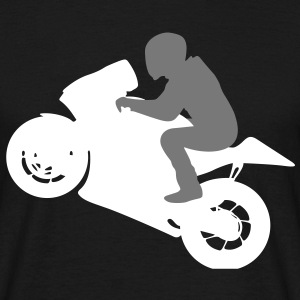 Men's MotoGP #7 T-Shirt - Men's T-Shirt