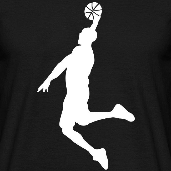 """Men's """"Basketball #5"""" T-Shirt"""