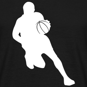 Men's Basketball #9 T-Shirt - Men's T-Shirt