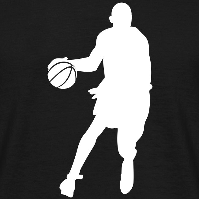 "Men's ""Basketball #8"" T-Shirt"