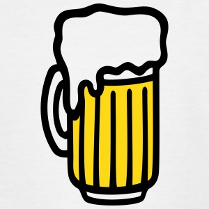 Pint - Beer glass Shirts - Kids' T-Shirt