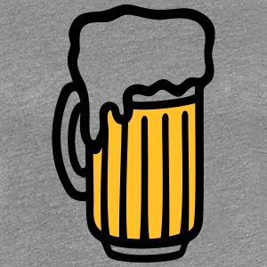 Pint - Beer glass T-Shirts - Women's Premium T-Shirt