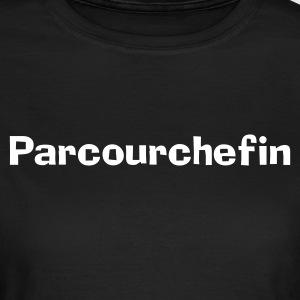 Stereo rot parcourchef T-Shirts - Frauen T-Shirt