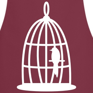 Bird in the cage  Aprons - Cooking Apron