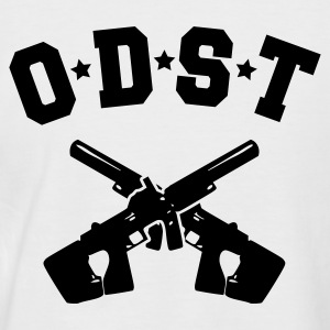ODST Dual SMG's - Men's Baseball T-Shirt