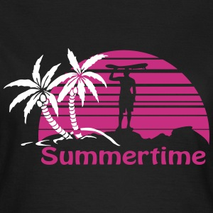 Summertime T-Shirts - Women's T-Shirt