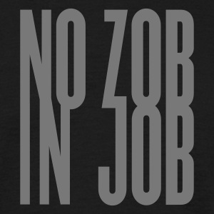 Noir no zob in job T-shirts - T-shirt Homme