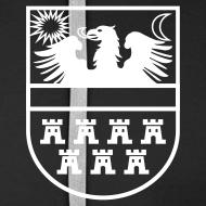 Motiv ~ Kapuzenpully mit Siebenbürgen-Wappen
