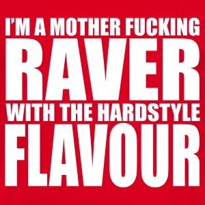 Red Raver Men's Tees - Men's T-Shirt