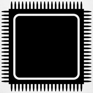integrated microcircuit_m1 Shirts - Teenage T-shirt