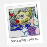 Ontwerp ~ Something fishy