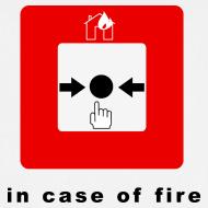 Ontwerp ~ in case of fire