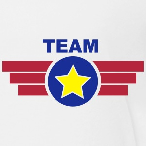 Team Emblem Banner Logo Badge 3c T-Shirts - Teenager Premium T-Shirt