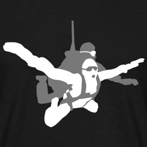 Men's Skydive #2 T-Shirt - Men's T-Shirt