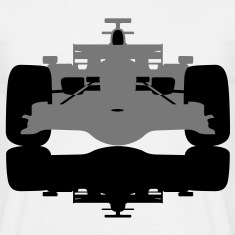 "Men's ""Formula One"" T-Shirt - B&C"