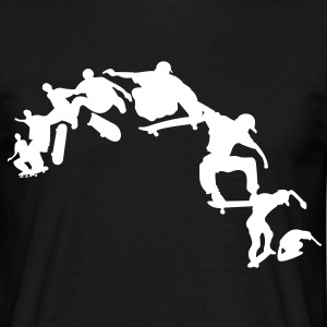 Men's Skateboarder #6 T-Shirt - Men's T-Shirt