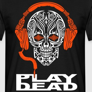 Men's Play Dead T-Shirt - Men's T-Shirt