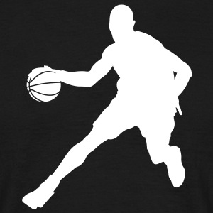 Men's Basketball #1 T-Shirt - Men's T-Shirt