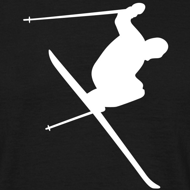 "Men's ""Skier #1"" T-Shirt"