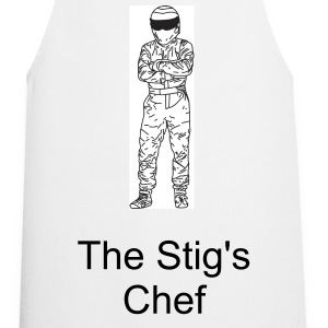 Apron -The Stig's chef - Cooking Apron