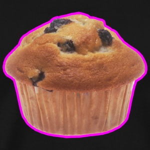 Muffin - Baked Goods - Bakery - Treat - Yummy T-Shirts - Men's Premium T-Shirt