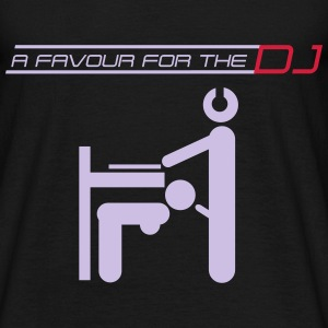 dj T-Shirts - Men's T-Shirt